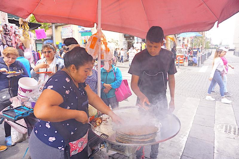 Uygun Gezi Planlama - Meksika Sokak Yemekleri