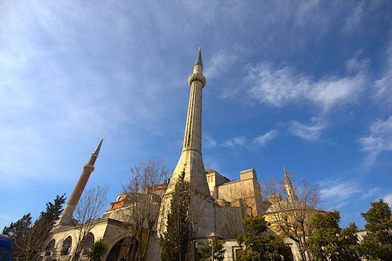Sultanahmet Turu Rotası