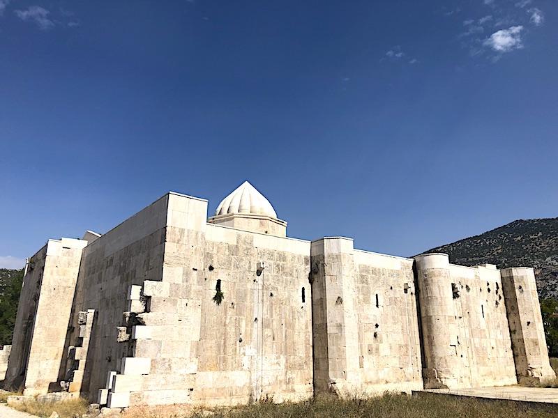 Burdur'da gezilecek yerler - Susuz Han