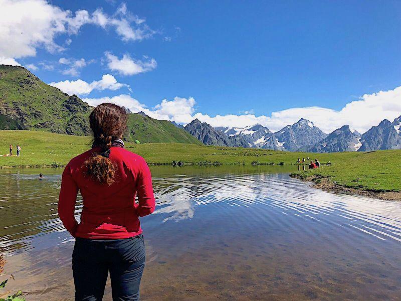 Masallar Ülkesi Svaneti ve Svan Başkenti Mestia