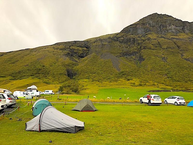 Svinafell Campground