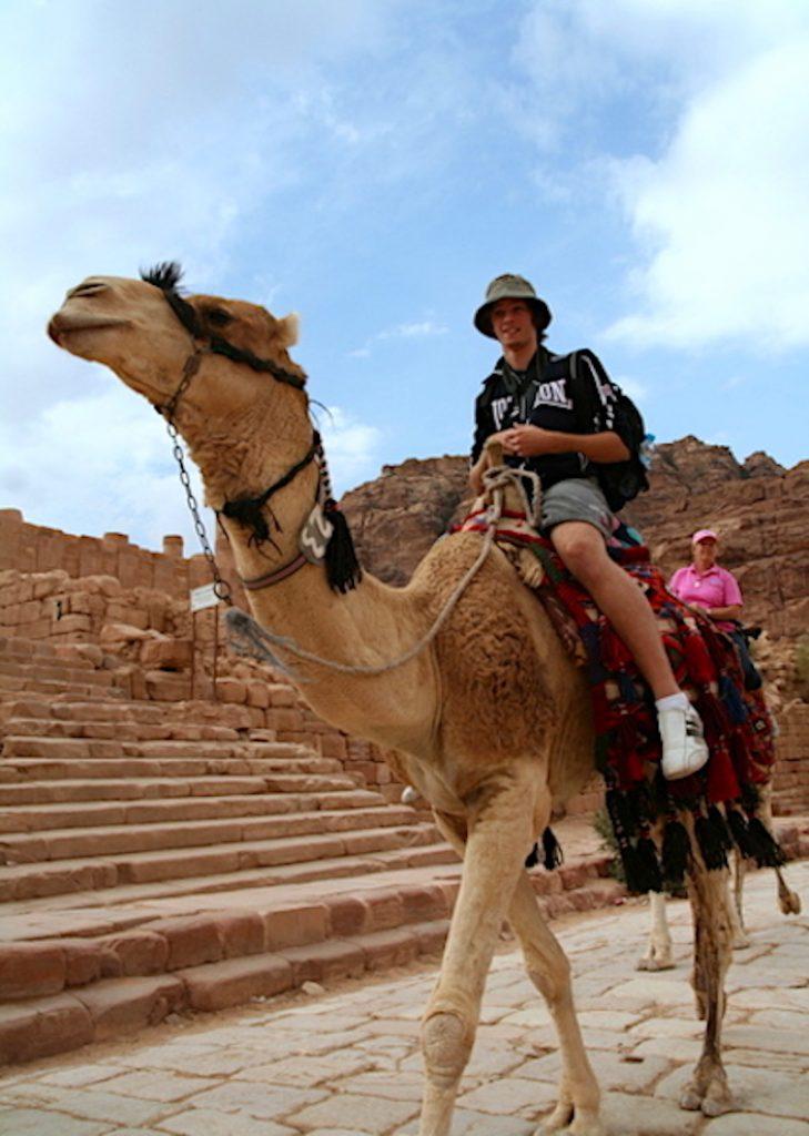 Ürdün gezi rehberi - Ürdün'e nasıl gidilir?