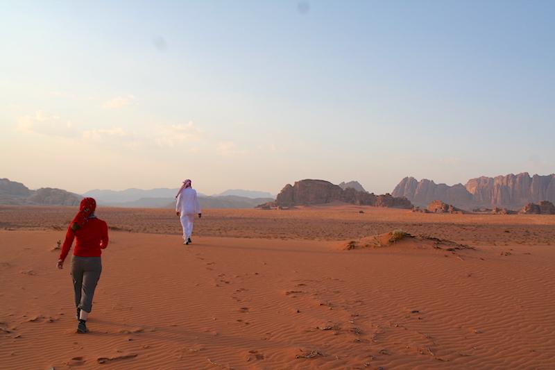 Ürdün gezi rehberi - Wadi Rum