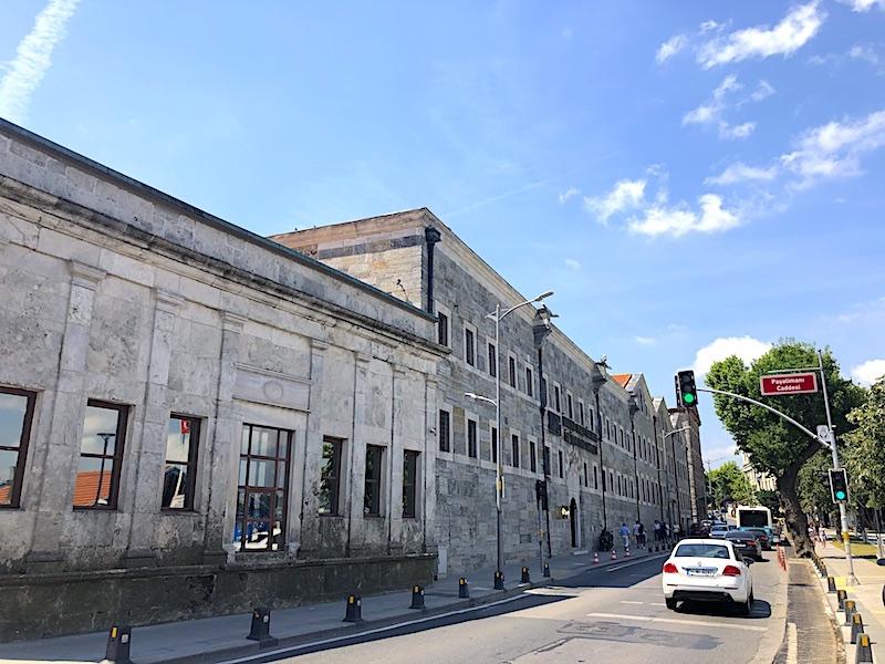 Eski Tekel Binası