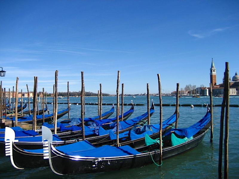 Türklerin en fazla tercih ettiği 10 şehir - Venedik
