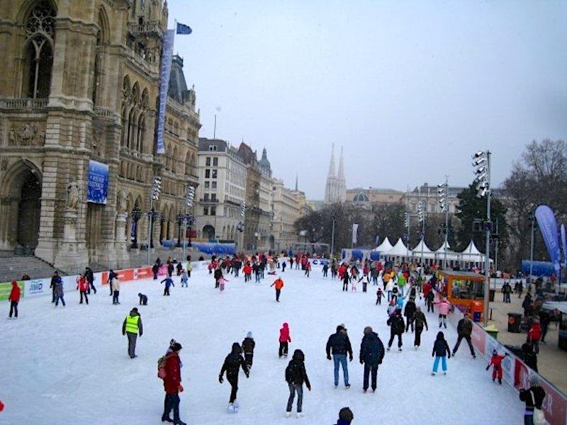 Viyana buz pateni