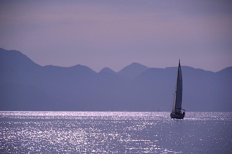 Yelkenli tekne turu