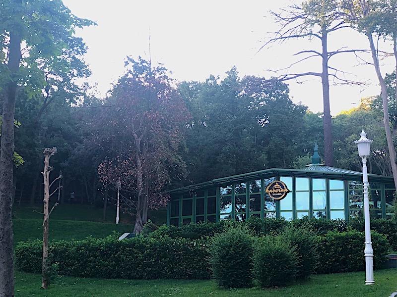 Yıldız Parkı Haveran Kafe