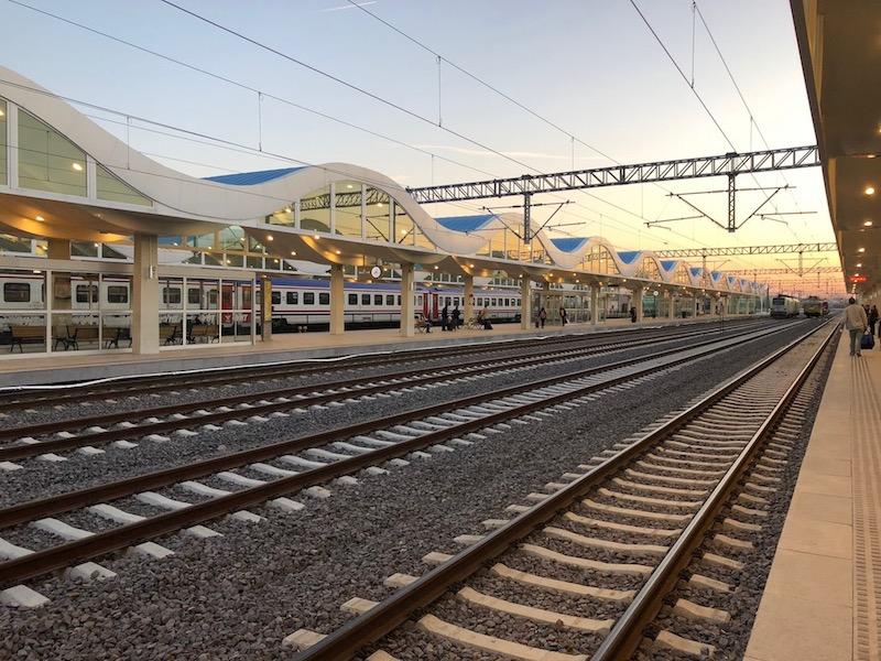 Eskişehir Tren İstasyonu