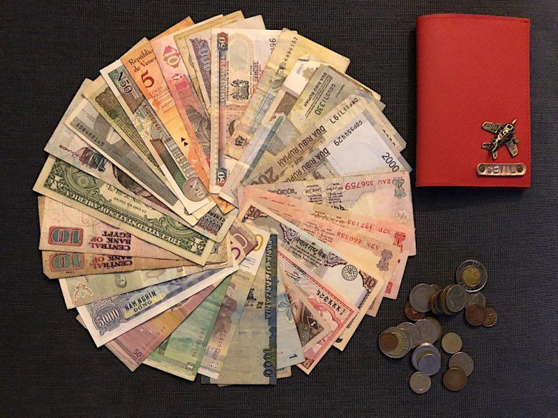 Yurt Dışında Para Bozdurma