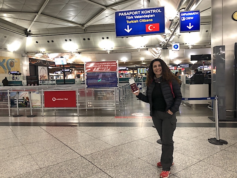 Yurt dışı seyahat sigortası