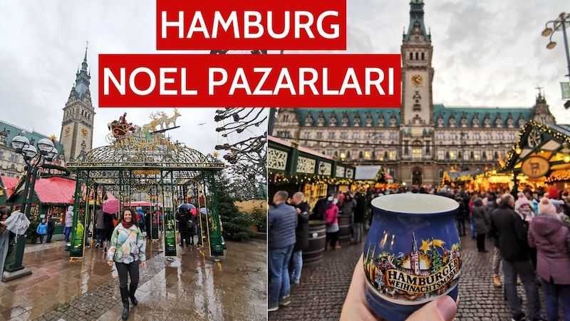 Hamburg seyahatimizin videosu için tıklayın