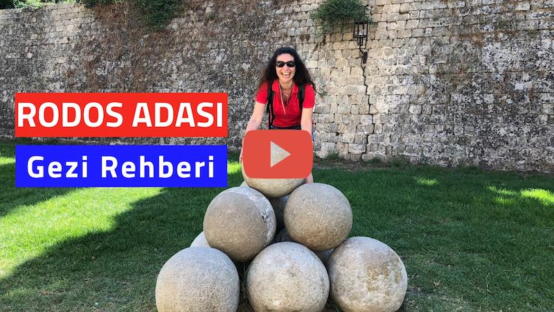 Rodos adası gezi rehberi videosu için görsele tıklayın