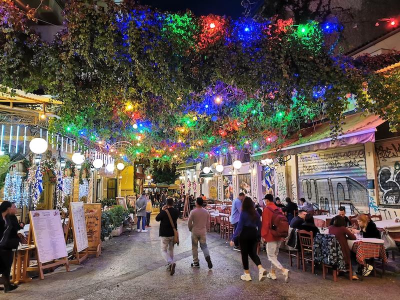 Atina'da Ne Yenir, Nerede Yenir?