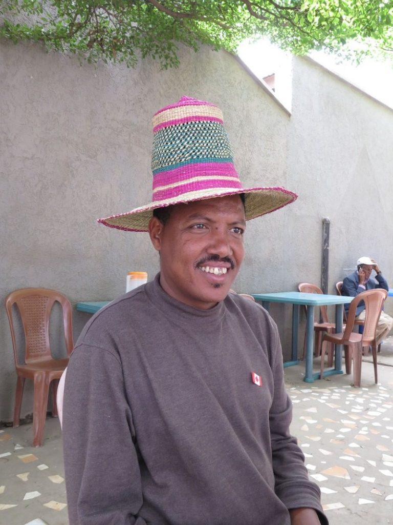 Alaba Uzun Şapka