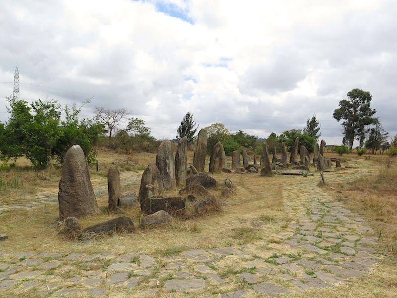 Tiya Antik Alanı