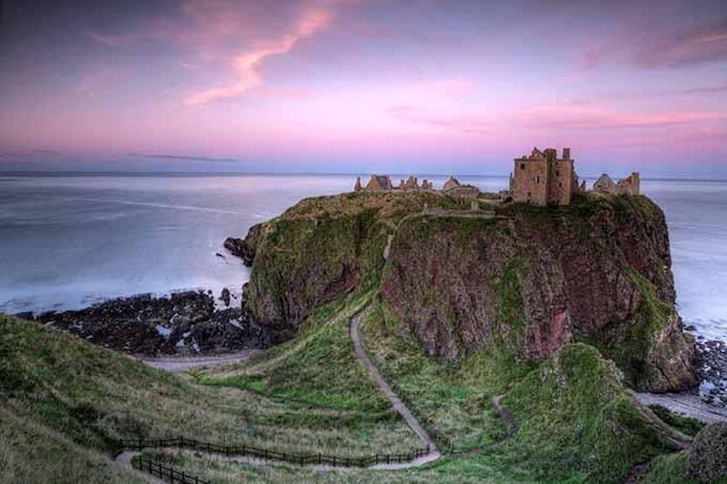 İskoçya - Doune Kalesi