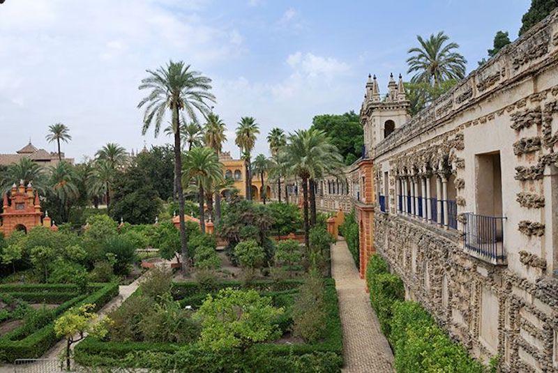 İspanya- Sevilla