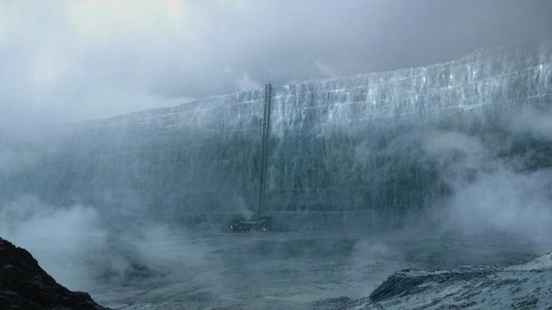 İzlanda, The Wall