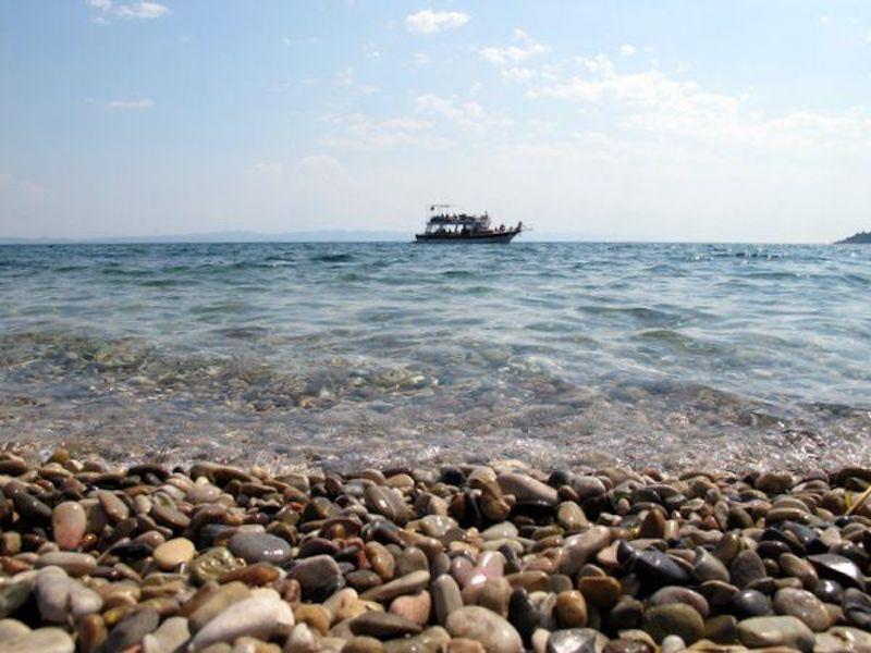 Saros Körfezi - Gökçetepe Kampı