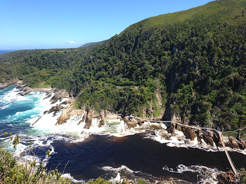 Garden Route - Stormsriver