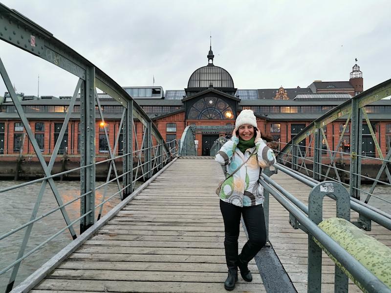Hamburg'da Şehir İçi Ulaşım