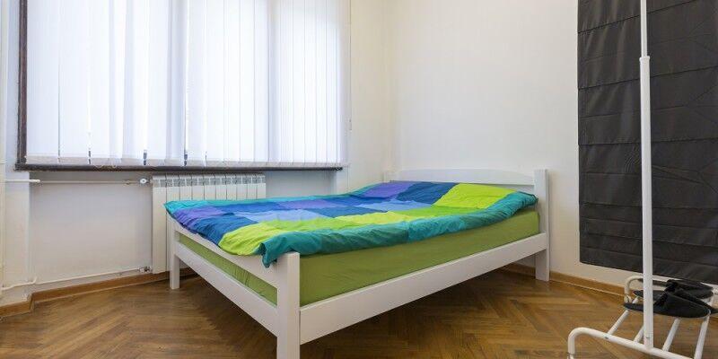 Hostel özel oda örneği