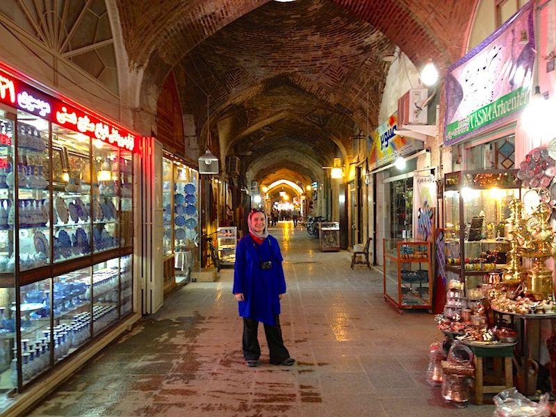 İran'da Kadın -Gezgin- Olmak