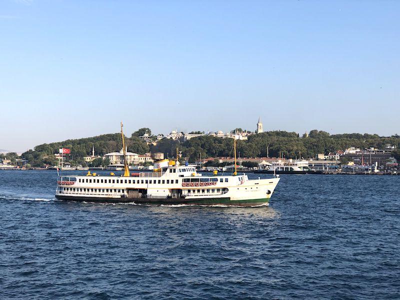 İstanbul'da Gezilecek Yer Önerileri