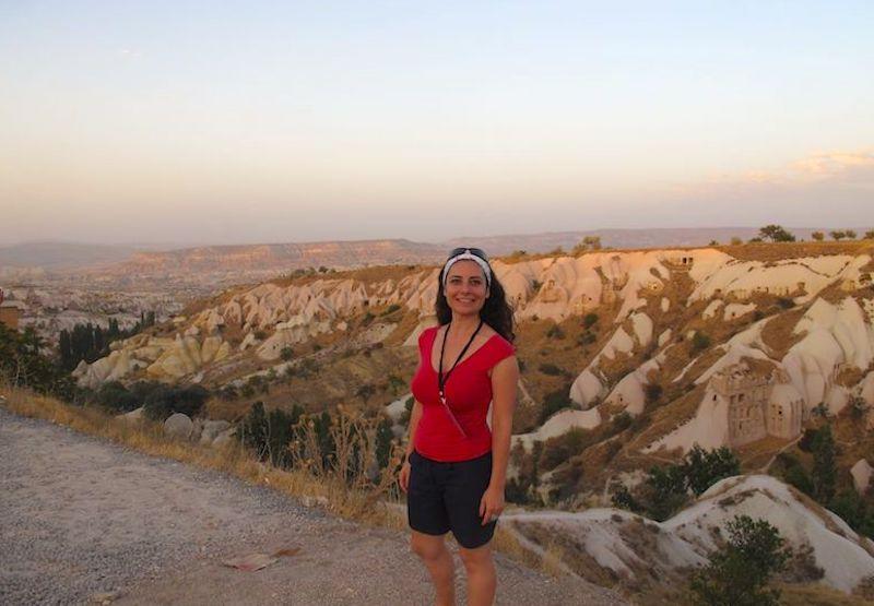 Kapadokya Bağ Rotası