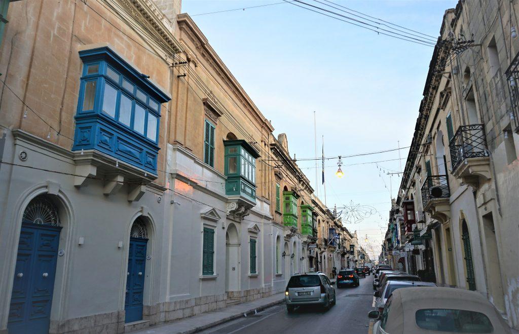 Mosta sokakları