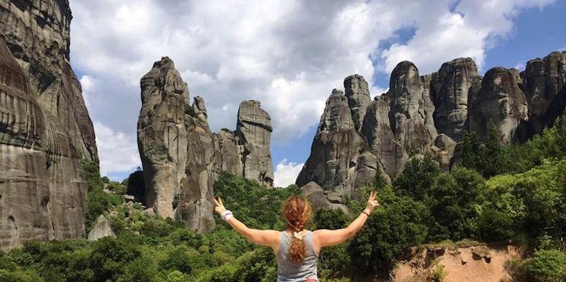 Hayatımın Sürprizi Gökteki Manastır Meteora