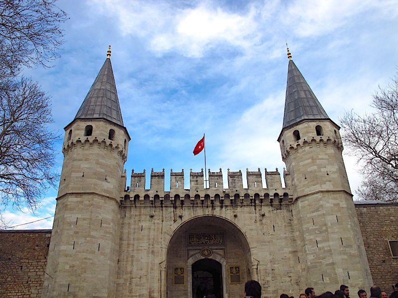 Topkapı Sarayı ve İstanbul Arkeoloji Müzeleri