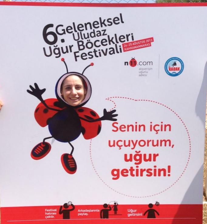 Uğur Böcekleri Festivali ve KADAK