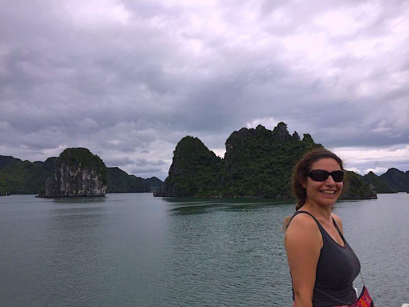 Halong Körfezi, Vietnam