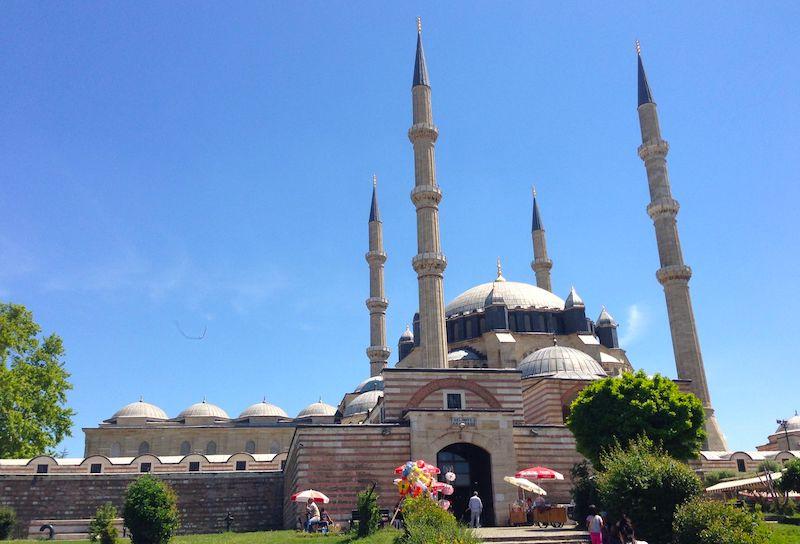 Edirne Selimiye Camii ve Külliyesi, Edirne
