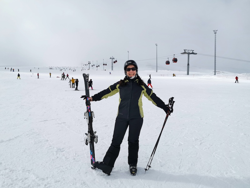 Günübirlik Erciyes Kayak Gezisi