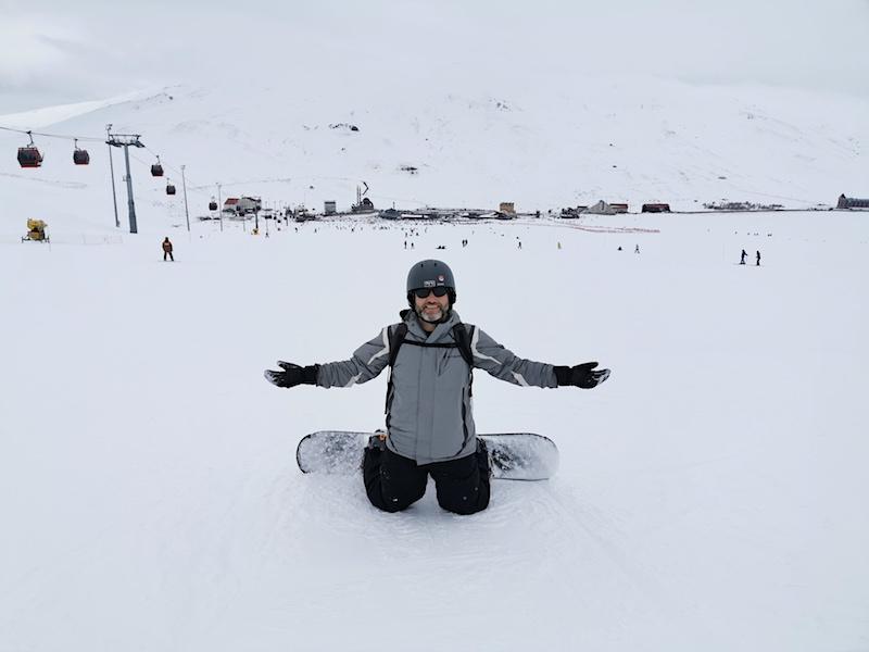Erciyes Kayak Merkezi'nde Malzeme Kiralama
