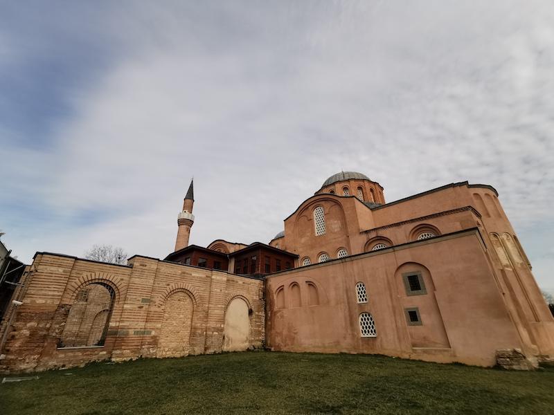 Molla Zeyrek Camii - Pantokrator Kilisesi