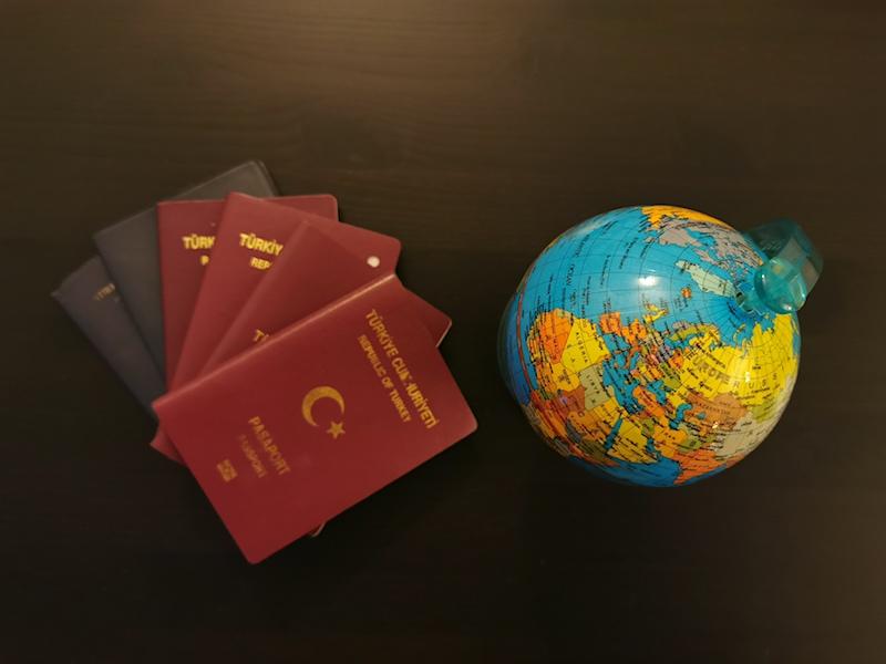 Pasaport Harç ve Pasaport Defter Bedeli - Pasaport Ücretleri 2020