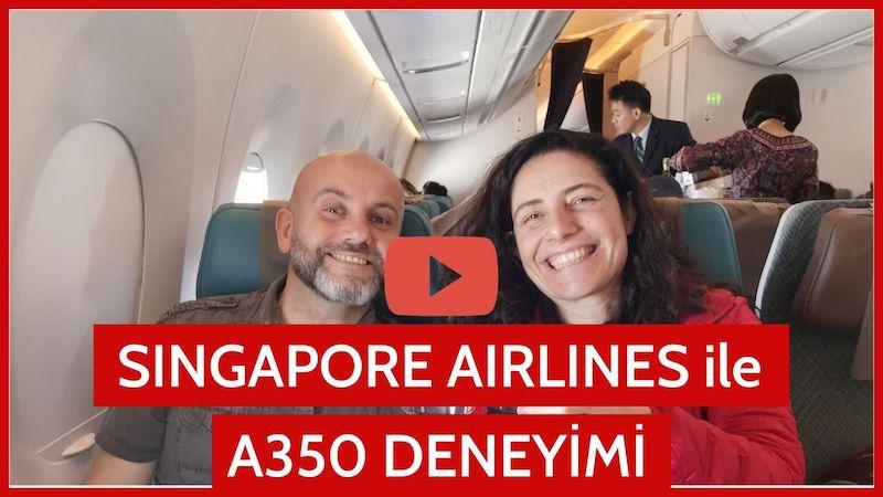 A340 deneyimi videosu