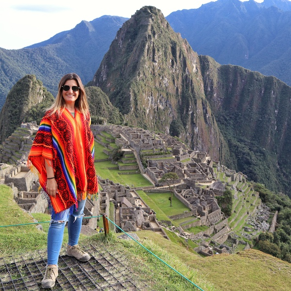 Esra Uğurlu - Machu Picchu