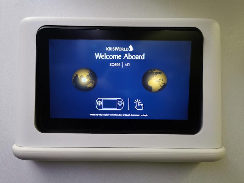 Singapur Airlines ile Airbus A350 Ekonomi Sınıfı Deneyimi