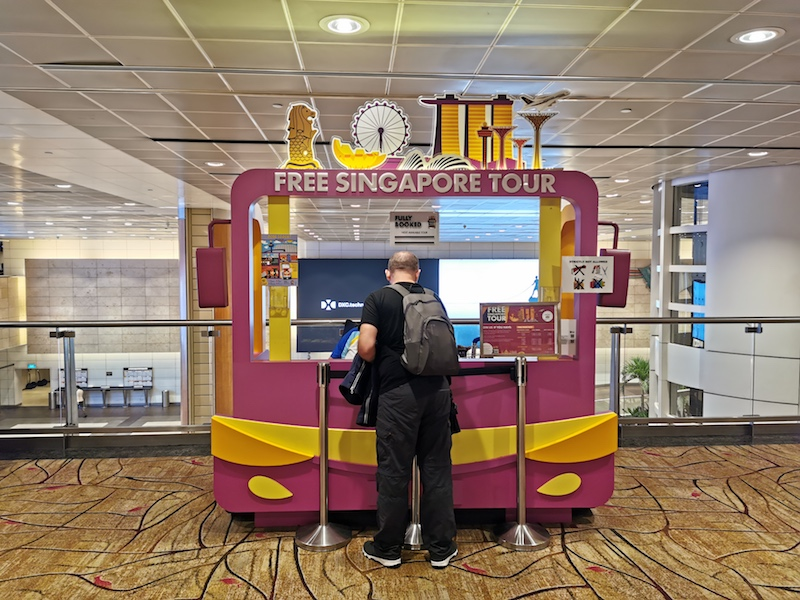 Ücretsiz Singapur Turu Bankosu