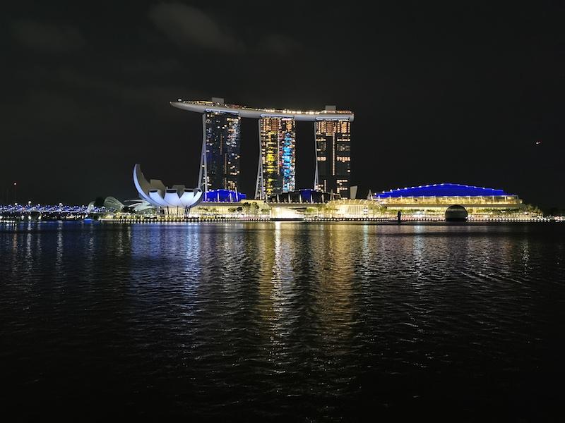 Ücretsiz Singapur Şehir Turu