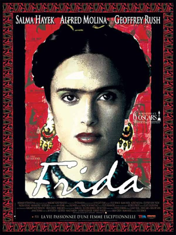 2002 yapımı Frida filmi