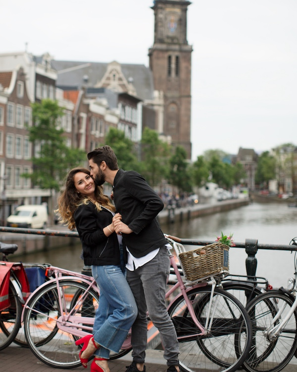 Ceren ve Sercan Baykal - Amsterdam