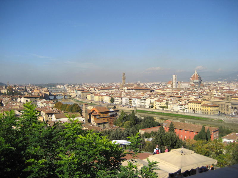 Sanatın Başkenti Floransa Gezilecek Yerler
