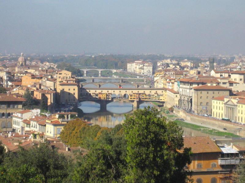 Ponte Vecchio Köprüsü