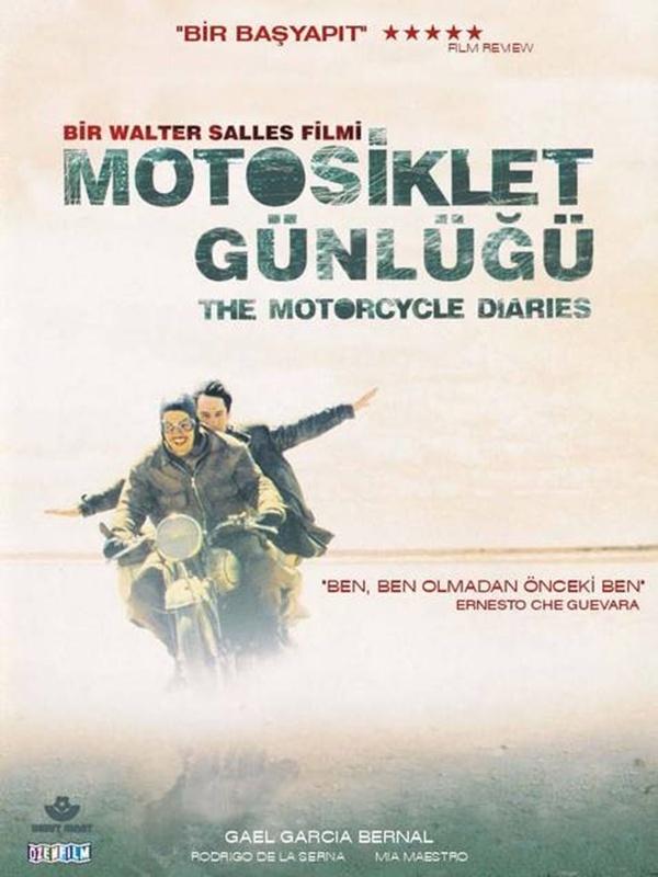 Motosiklet Günlüğü - Diarios de Motocicleta